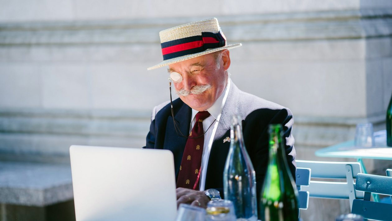Interesting New Stats About Seniors and the Internet